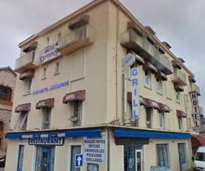 Hôtel syracuse