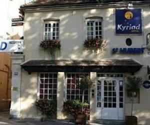 Kyriad hôtel saint hubert franchisé indép.