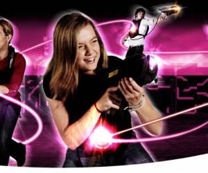 Laser game jeu décisif affilié