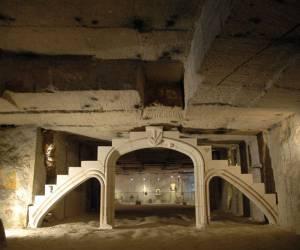 Carrière souterraine d