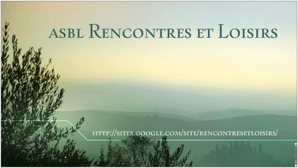 Rencontres loisirs liege