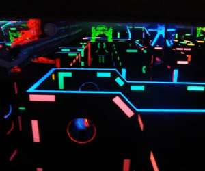 Laser game waterloo