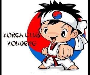 """Korea club houdeng   """"taekwondo -self-défense """""""