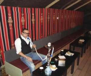 Salon de thé arabesque