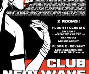 Club new wave - episode iv