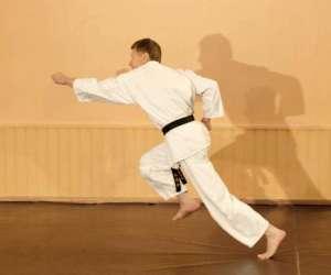 Karate shotokai et aikido