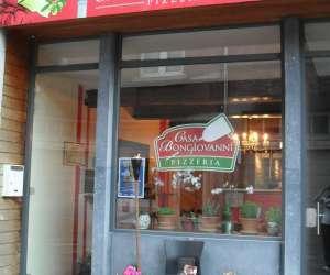 "Pizzeria ""casa bongiovanni"""