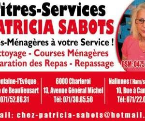 Patricia sabots s.p.r.l