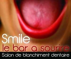 Smile, le bar à sourire : salon de blanchiment dentaire