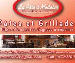 "Restaurant "" la pate a modeler """