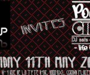Warm up  invites poulinos-circus: dj