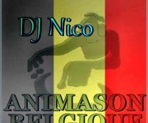 Animason belgique - dj nico