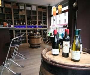 Wine bar bio - oenothèque