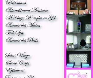 Glam nails and beauty  -  institut de beaute