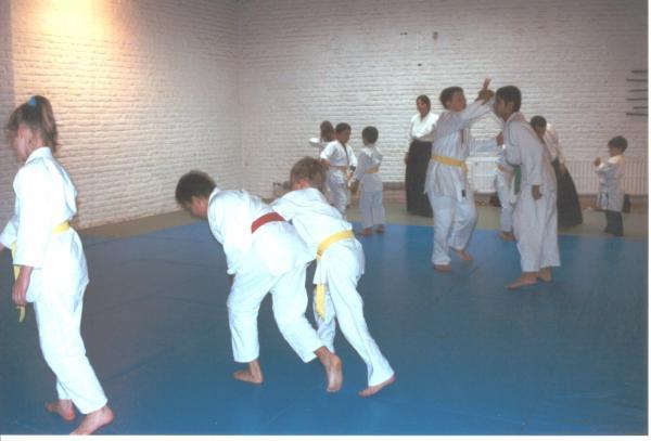 club judo ixelles