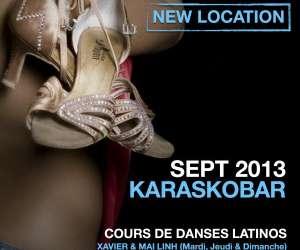 Ecole salsa liege - cours de salsa  & pratica au karask