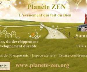 Salon planète zen