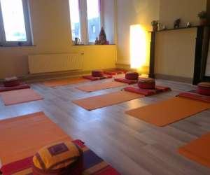 Espaces shanti  - cours de yoga débutants à tournai