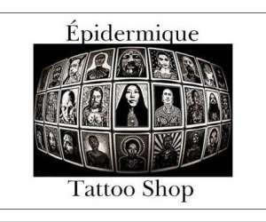 épidermique tattoo shop