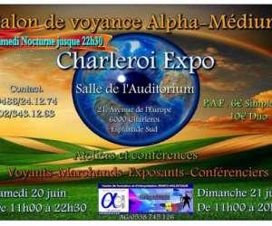 Salon de voyance alpha-médium