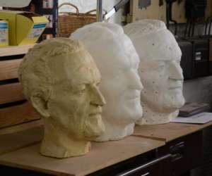 """Ateliers """"la ligne d'horizon""""  -  cours de sculpture"""