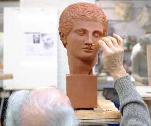Alexandre callet, sculpteur  -  cours de sculpture