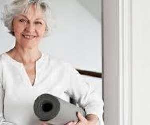 Cours de yoga doux pour les femmes
