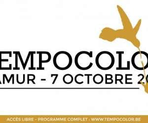 Festival tempocolor namur