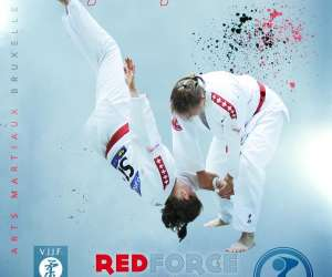 Red force : karaté, jujitsu, taekwondo, self-défense