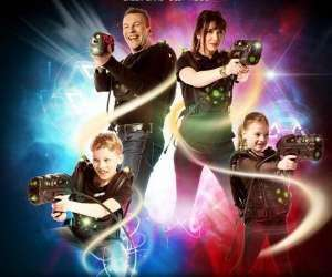 Laser game evolution mons