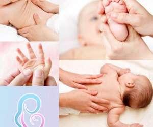 Cours de massage pour bébés