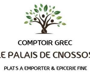 Comptoir grec le palais de cnossos