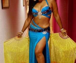 Zahra - danseuse orientale