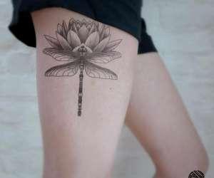 Monsieur oli tattoo