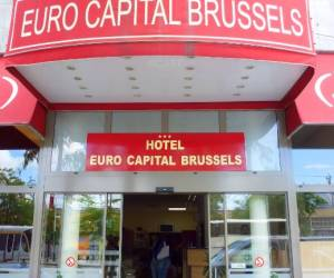 Euro capital brussels