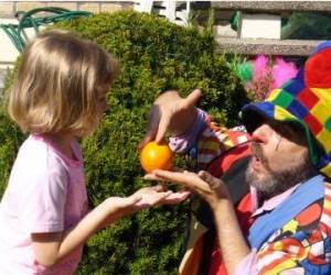 Clown pignolo