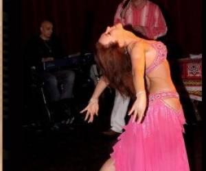 Fédra danse orientale