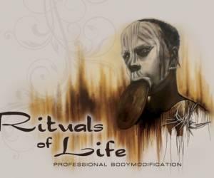 Rituals of life piercing