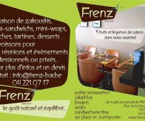 Frenz tasty bar