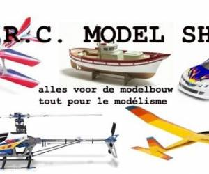 R.c. model shop