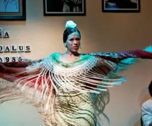 Ana ramon centr voor flamenco danskunst peña al andalus