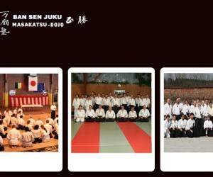 Aikido school ban sen juku