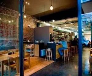 Café maison du peuple