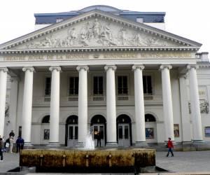 Theatre royale de la monnaieh
