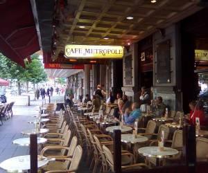 Café metropole,