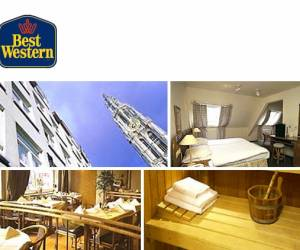 Best western classic hotel villa mozart