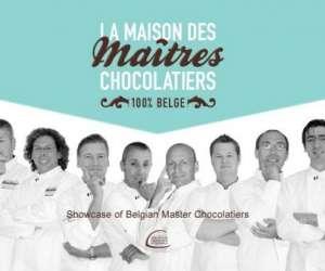 La maison des maîtres chocolatiers belges