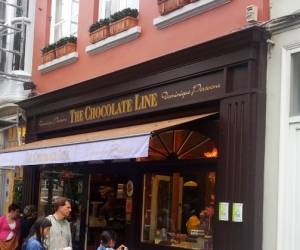 The chocolate-line