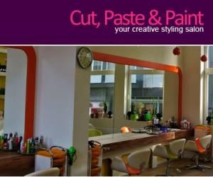 Cut, paste & paint
