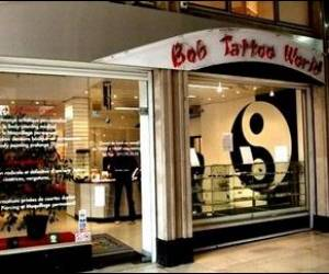 Bob tattoo world